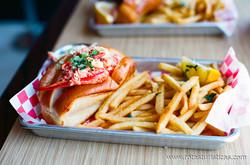 Lobster Rolls (broodje Kreeft)
