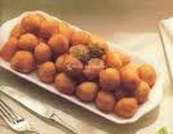 Buñuelos de Arenque