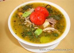 Sopa Chairo