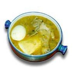 Sopa de Cholo