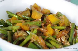 Mixed Vegetables (pinakbet)