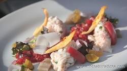 Spanner Crab Kinilaw