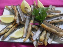 Lingueirões Com Batatas à Algarvia