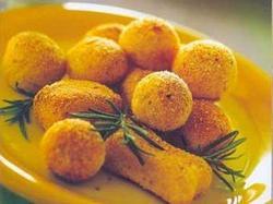 Croquetes de Batata
