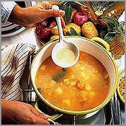 Sopa Serrana