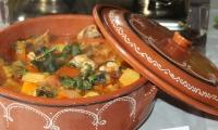 Eels stew