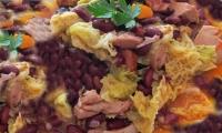 Beans stew Transmontana style