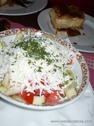 Tomato Salad (sopska Salata)