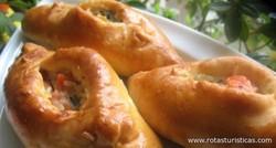 Rasstegai Pie With Fish