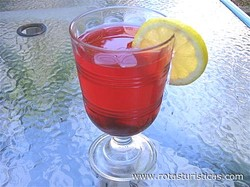 Cherry-lemon Drink
