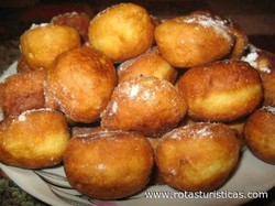 Ponchiki - Russian Donuts