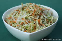 Cabbage Vitamin Salad