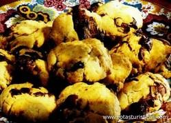 Biscoitos de Tâmaras