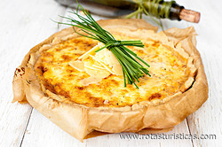 Aged Cheese Quiche (västerbottenostpaj)