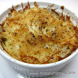 Potato And Anchovy Gratin (jansson's Frestelse)