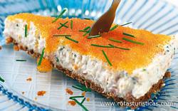 Salmon Tart (laxtarta)
