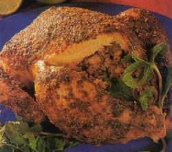 Asado Picante de Pollo