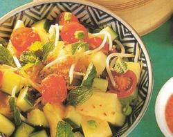 Ensalada Mixta de Verduras