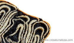 Poppy Seed Sweet Bread (potica)