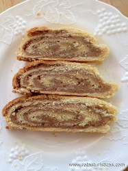 Slovak Nut Roll