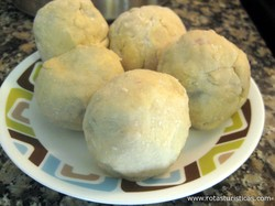 Dumplings (knedle)