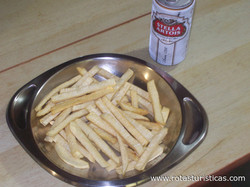 Inhame Frito