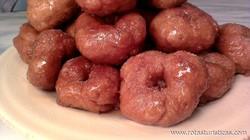 Tunisian Doughnuts (yo-yos)
