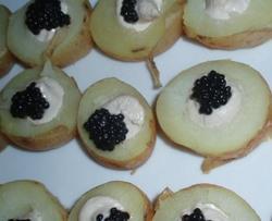 Patatas Con Caviar