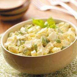 Salat iz Yaits - Ensalada de Huevo