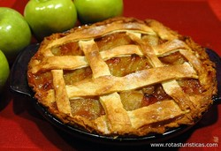 Apple Pie (tarta de Maçã)