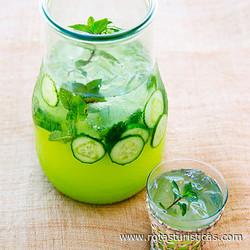 Cucumber Spritzer