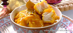 Cape Malay Fish Curry